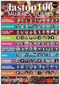 Las Top 100 Mujeres más influyentes de España, con nombre y apellido