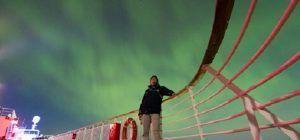 Auroras boreales con un nuevo sello