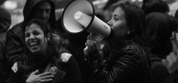 """""""Ni una menos"""", un grito que trasciende las calles"""
