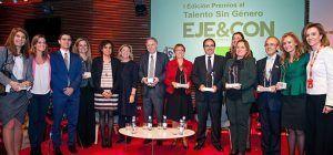EJE&CON entrega sus I Premios al #talentoSINgenero