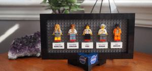 LEGO homenajeará a cinco mujeres imprescindibles en la historia de la NASA
