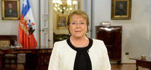 Michelle Bachelet, campeona internacional del género
