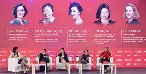 China: En ascenso el liderazgo empresarial de las mujeres