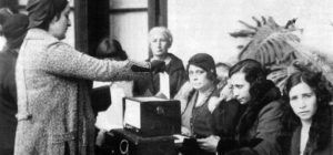 El voto femenino en Argentina cumple 70 años