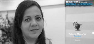 La mexicana Patricia Mayorga, Premio Internacional de Libertad de Prensa 2017