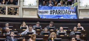 Argentina: acuerdo para que las mujeres ocupen el 50% de las listas en 2019