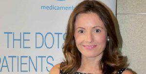 Doris Casares, nueva directora de Comunicación de AstraZeneca