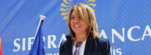 Sandra Pérez, primera directora general de Attendis