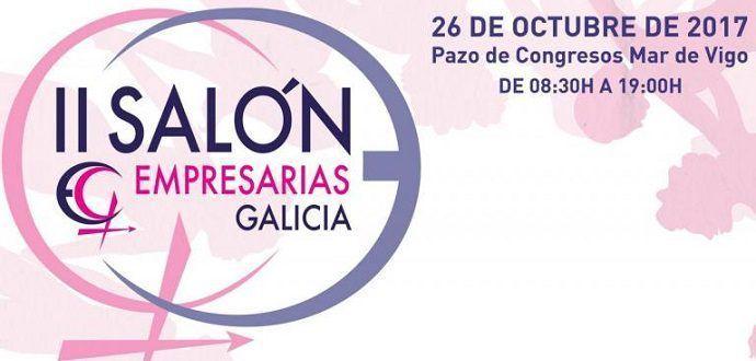 II Salón Empresarias Galicia, acción e implicación en Vigo