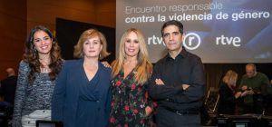 Encuentro Responsable de RTVE contra la violencia de género