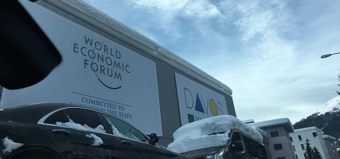 Mujeres en la Cumbre de Davos 2018