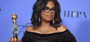 El demoledor discurso de Oprah Winfrey contra los abusos en el cine
