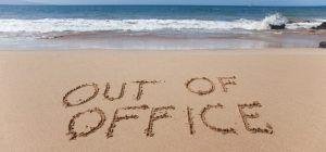 Consejos: desconecta del trabajo en verano