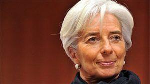 Lagarde: es fundamental que las mujeres lleguen a la cima