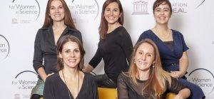 El programa L'Oréal-Unesco premia a cinco científicas españolas