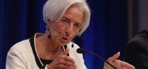 Lagarde: Cuotas de género para reducir la desigualdad laboral