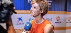 María Casado, primera mujer presidenta de la Academia de Televisión