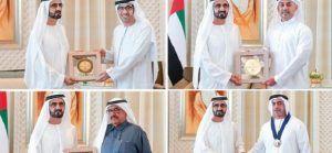 Los premios a la igualdad en los Emiratos Árabes son para hombres