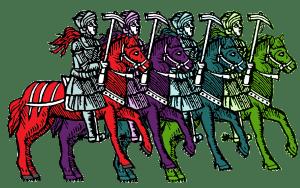 Mujeres, avances, retrocesos y ladridos… ¿cabalgamos?