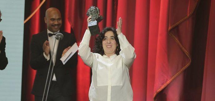 Arantxa Echevarría, Goya a Mejor Dirección Novel