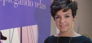 Cristina Villanueva presenta su libro 'Desplegando velas'