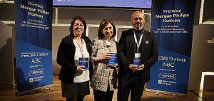 Premios Morgan Philips Hudson: Carmen Polo y María Llosent, merecidas triunfadoras
