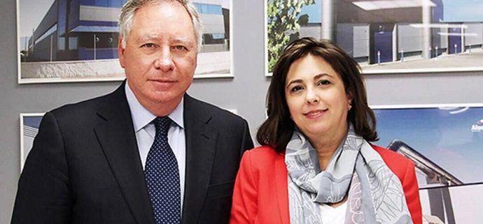 Rosa García, nueva consejera delegada de Alibérico