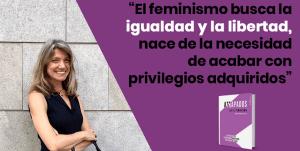 'Atrapados en el feminismo', nuevo libro de Gemma Cernuda