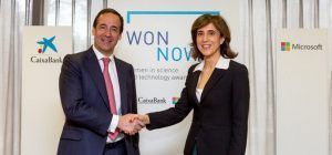 CaixaBank y Microsoft galardonarán a las mejores alumnas STEM