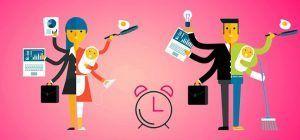 Diez medidas que facilitan la conciliación laboral