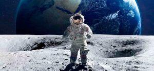 La NASA mandará a una mujer por primera vez a la luna en 2024