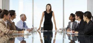 OIT: Las mujeres directivas aumentan el rendimiento empresarial