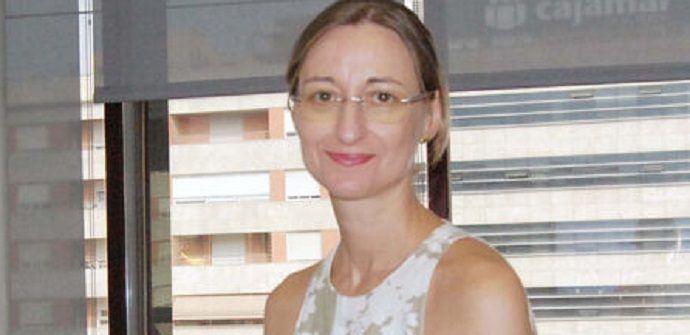 Mercedes Aranda Ibáñez, directora general en el Grupo Cajamar