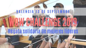 Se presenta la 1ª Edición de Wow Challenge Mujeres Líderes