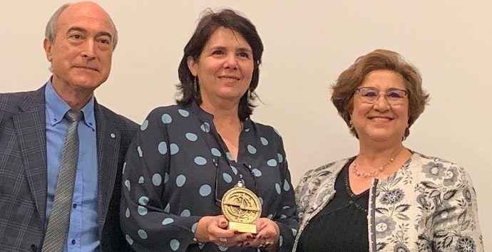 Carmen Simón Mateo, Premio COSCE 2019