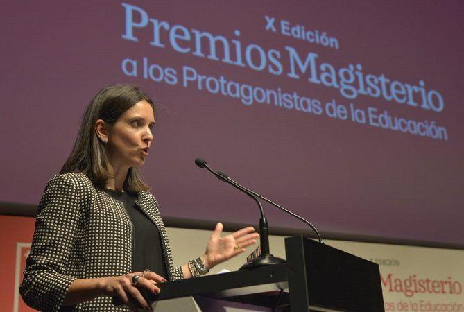 Sònia Martínez: preocupa la caída de mujeres en STEM