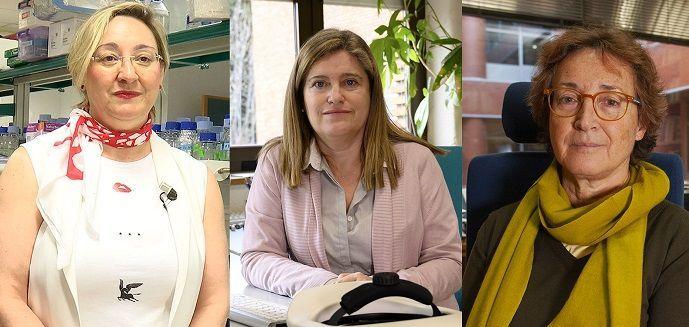 Premios Nacionales de Investigación: Ángela Nieto, Susana Marcos y Mercedes García-Arenal