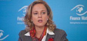 Calviño quiere a un europeo en el FMI y no descarta presentarse
