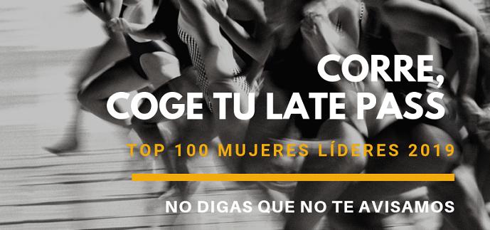 TOP100: Cierre de postulaciones y apertura del Late Pass