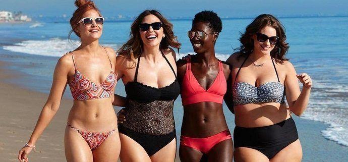 Cuatro campañas de verano que promueven el 'Body Positive'