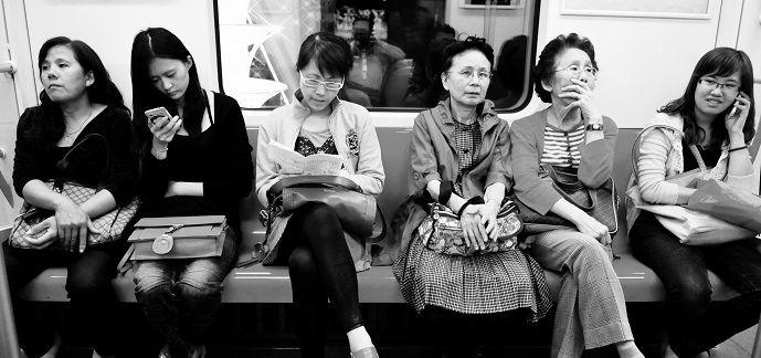 En China presionan a las mujeres a volver al hogar