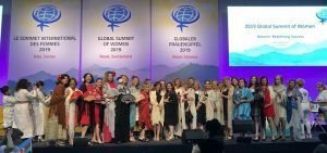 """Global Summit of Women 2019: """"Frenar a las mujeres es frenar un futuro mejor"""""""