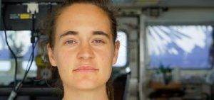 La capitana del Sea Watch, Carola Rackete, queda en libertad