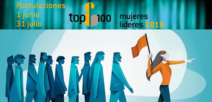 Top 100 2019: Postúlate o renueva tu candidatura en el nuevo formulario