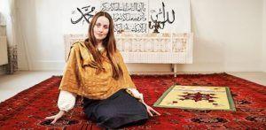 Sherin Khankan, la imán que lidera sin velo una mezquita feminista