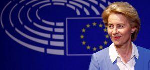 Von der Leyen quiere una Comisión Europea paritaria