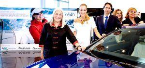 WOW Challenge: Flota híbrida de Lexus para la regata 'Mujeres líderes'