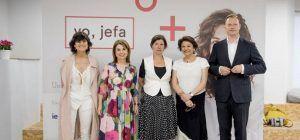'Yo, jefa' para impulsar el liderazgo femenino y crear referentes
