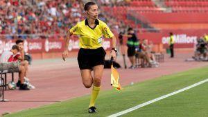 Guadalupe Porras: primera mujer en arbitrar en la Liga