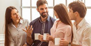 La amistad en el trabajo aumenta la productividad